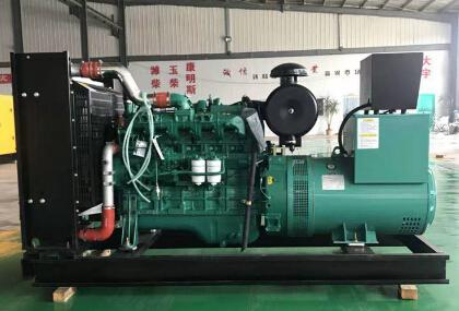 淮南全新潍柴150kw大型柴油发电机组