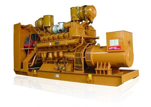 淮南济柴190kw系列柴油发电机组