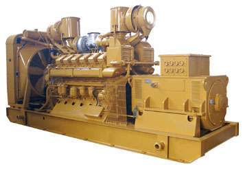 淮南应急发电机-700KW-2500KW济柴柴油发电机组