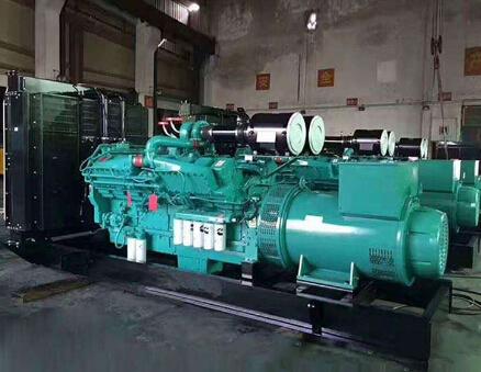 淮南二手科克400kw大型柴油发电机组