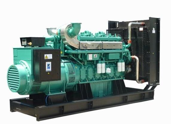 淮南二手玉柴200kw大型柴油发电机组